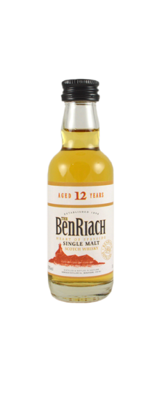 BenRiach 12 Jahre Speyside Single Malt Whisky