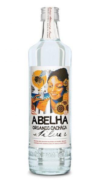 Abelha Cachaca Silver (Bio)