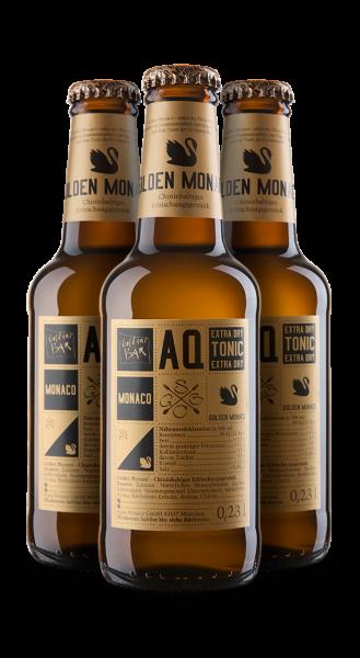 Golden Monaco Extra Dry Tonic (3 x 0,23 l)