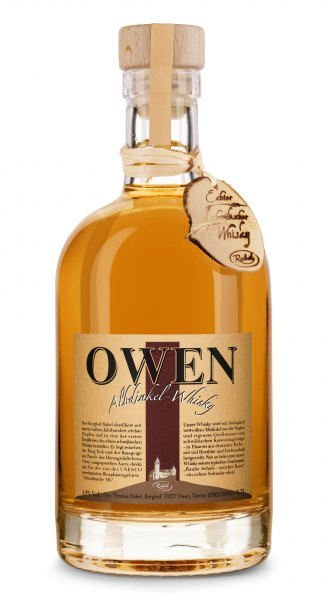 Owen Albdinkel-Whisky