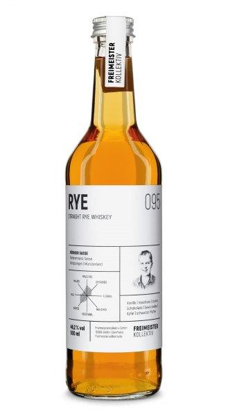 Freimeisterkollektiv Straight Rye Whiskey