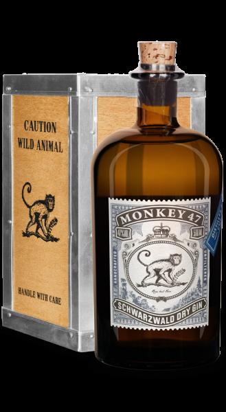 Monkey 47 Schwarzwald Dry Gin 2012 Distiller's Cut Vintage 2011