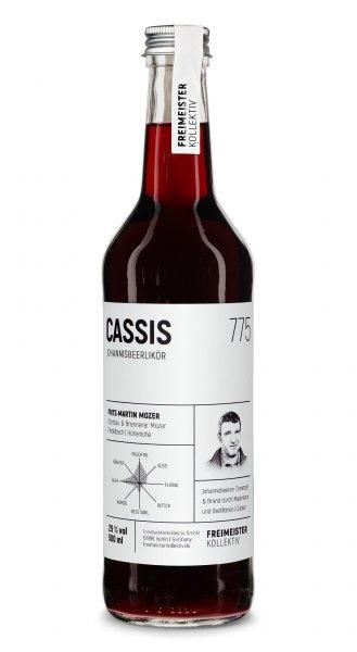 Freimeisterkollektiv Cassis Johannisbeerlikör
