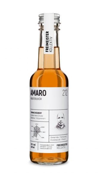 Freimeisterkollektiv Amaro Kräuterlikör