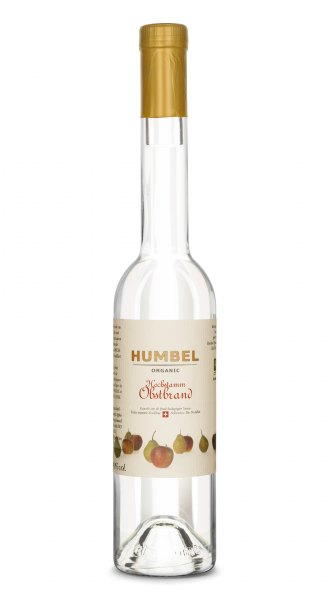 Humbel Obstbrand Apfel & Birne Hochstamm (Bio)