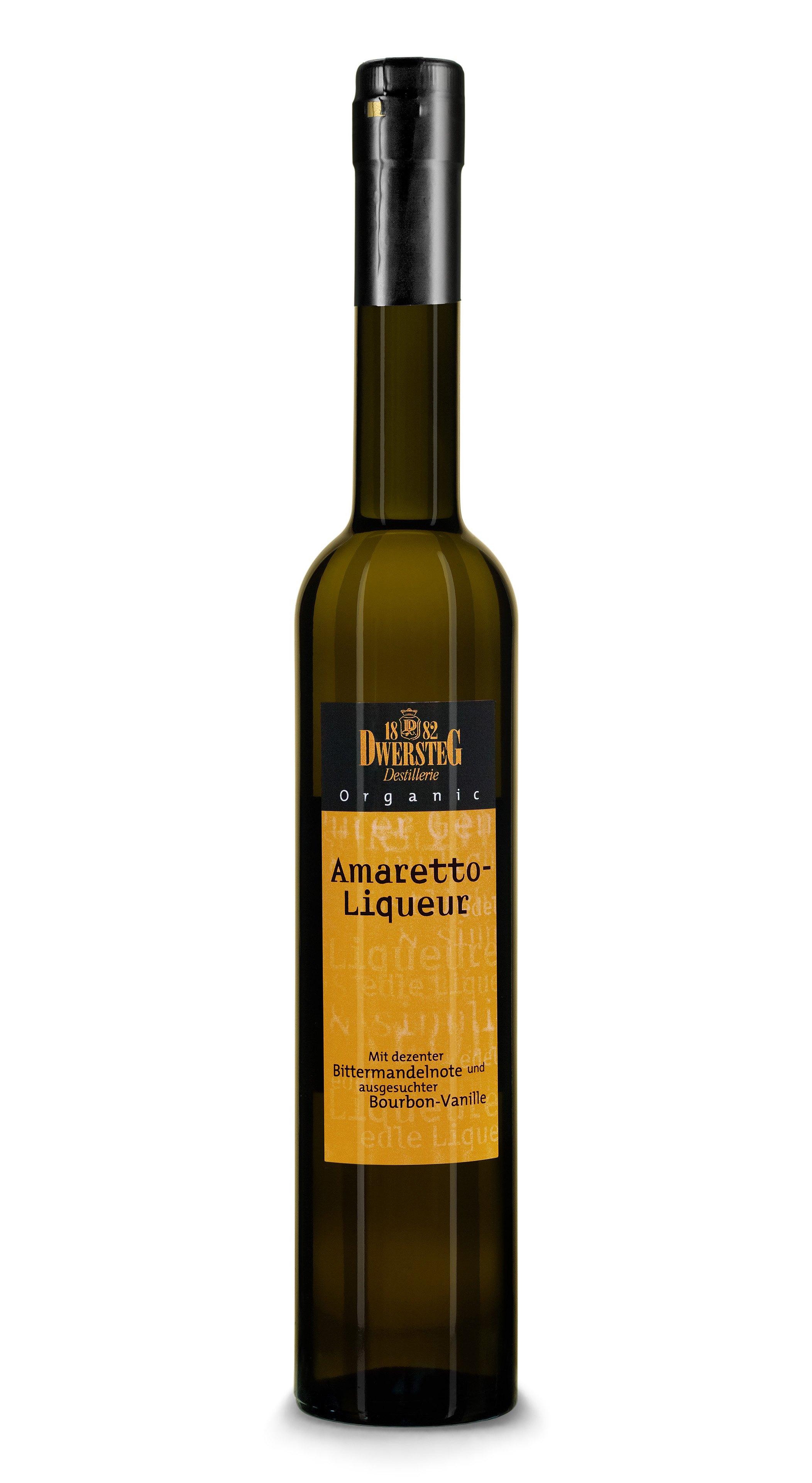 Dwersteg Amaretto Liqueur Bio 0 5 l für 16 90 € kaufen bei Dr