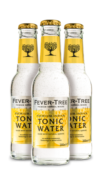 Fever-Tree Premium Indian Tonic Water (3 x 0,2 l)