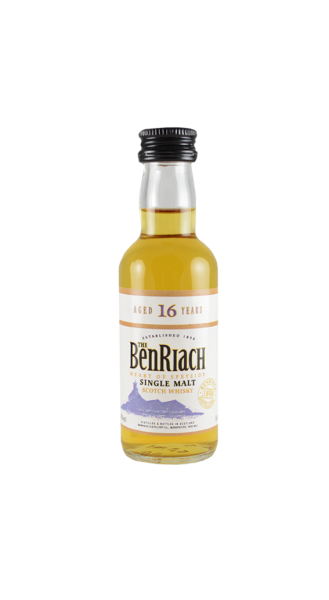 BenRiach 16 Jahre Speyside Single Malt Whisky