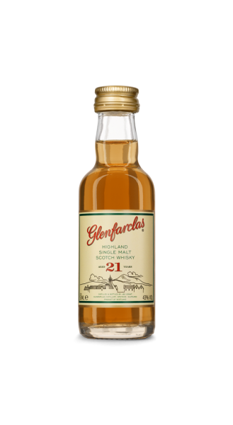 Glenfarclas 21 Jahre Highland Single Malt Whisky
