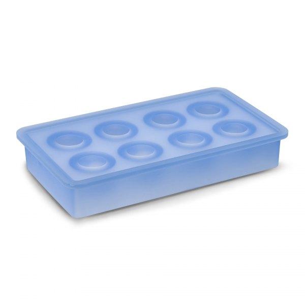 Lurch Eiswürfelbereiter 8 Eiskugeln à 3,3 cm Durchmesser