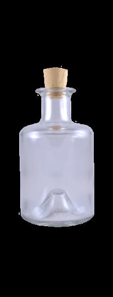 Apothekerflasche 200 ml mit Spitzkorken