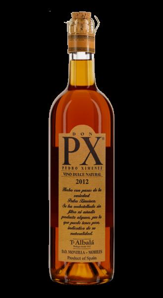 Toro Albalá Don PX Vino Dulce Natural Pedro Ximenez