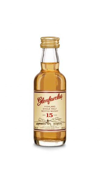 Glenfarclas 15 Jahre Highland Single Malt Whisky