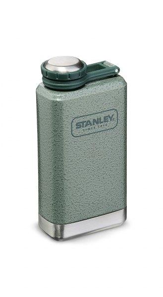 Taschenflasche Stanley Pocket Steel Flask olivgrün 147 ml