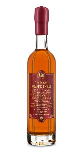 Chateau de Beaulon Cognac X.O 12 Jahre