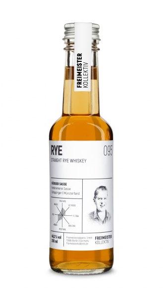 Freimeisterkollektiv Straight Rye Whiskey (Bio)