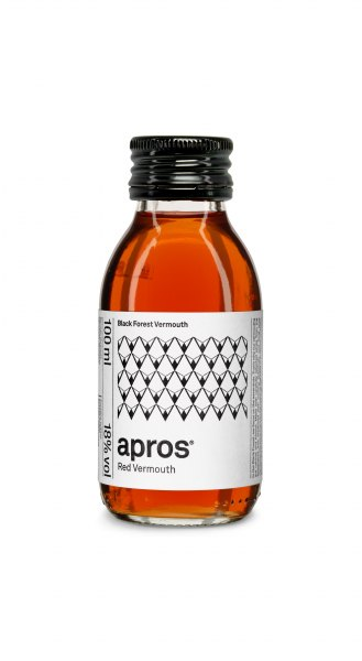 Apros Black Forest Vermouth Red