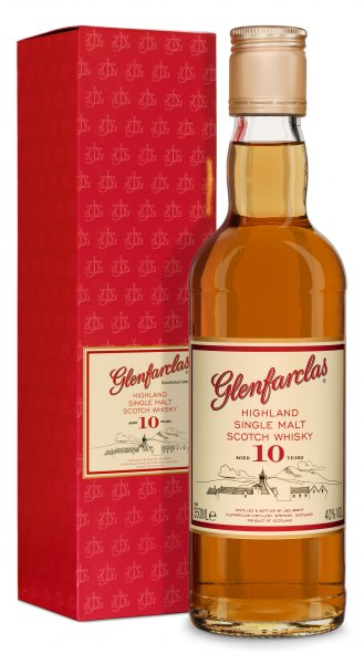 Glenfarclas 10 Jahre Highland Single Malt Whisky