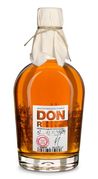 Don R*** Rum (Bio)