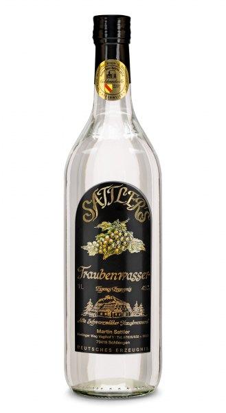 Sattler Traubenwasser