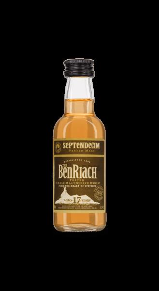 BenRiach 17 Jahre Septendecim Speyside Single Malt Whisky