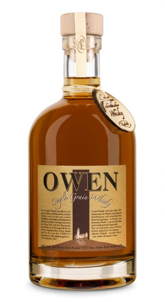 Owen Single Grain Whisky