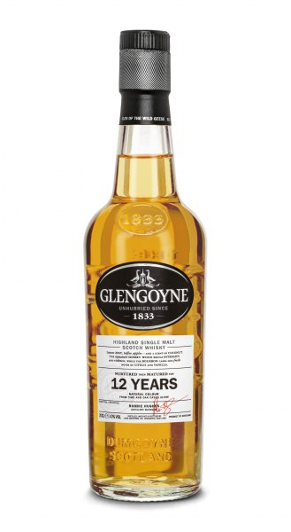 Glengoyne 12 Jahre Highland Single Malt Whisky