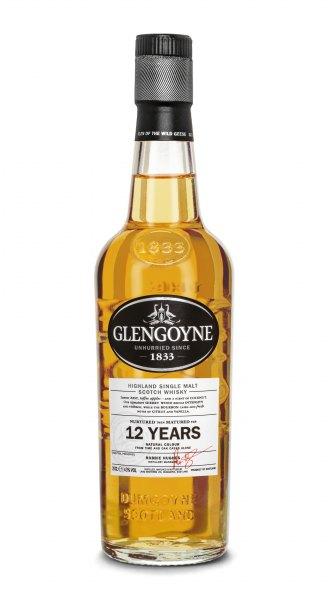 Glengoyne 12 Jahre Highland Single Malt Whisky