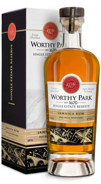 Worthy Park Single Estate Reserve Jamaica Rum