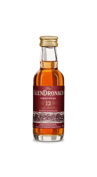 GlenDronach 12 Jahre Original Highland Single Malt Whisky