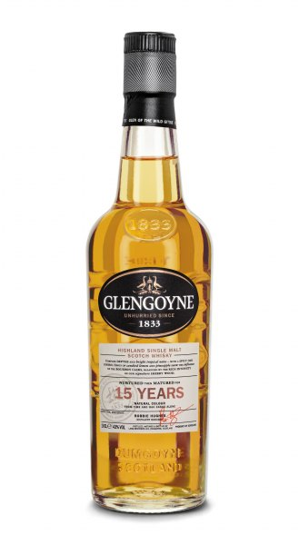 Glengoyne 15 Jahre Highland Single Malt Whisky