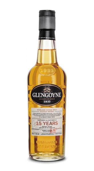 Glengoyne 15 Jahre Highland Single Malt Whisky