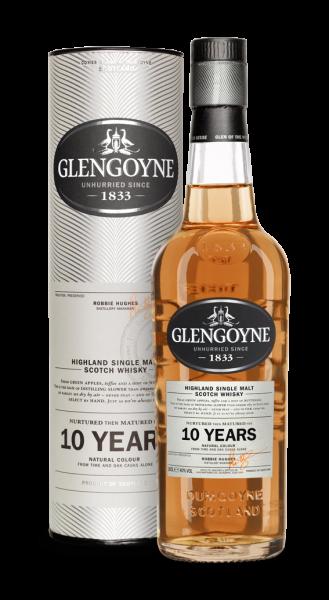 Glengoyne 10 Jahre Highland Single Malt Whisky