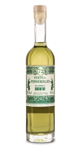 Devoille Absinthe Verte de Fougerolles