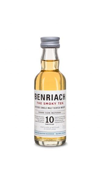 BenRiach 10 Jahre The Smoky Ten Speyside Single Malt Whisky