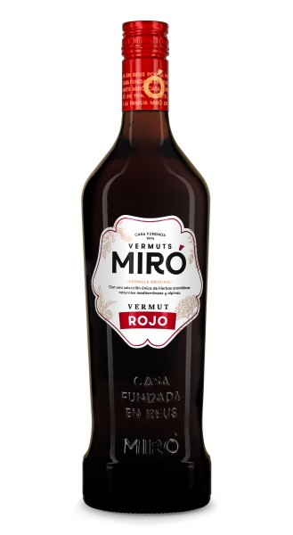 Miró Vermut Rojo