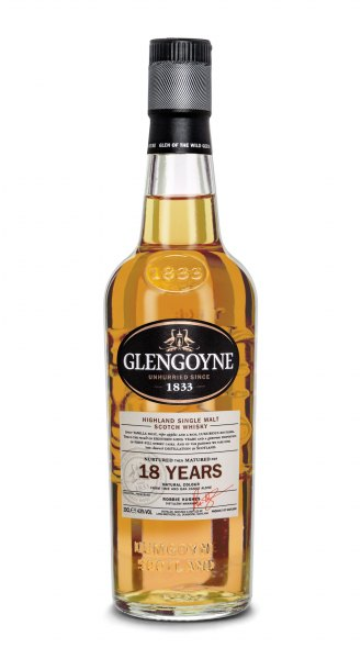 Glengoyne 18 Jahre Highland Single Malt Whisky