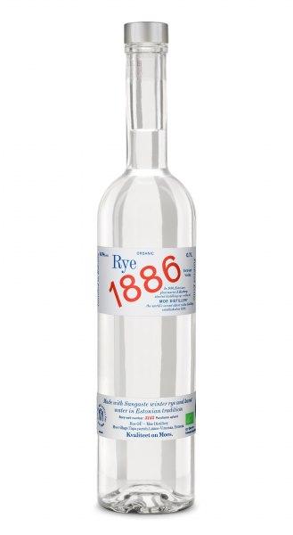 Rye 1886 Vodka (Bio)