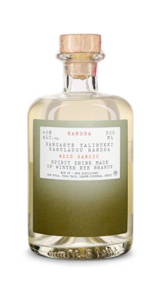 Handsa Wild Garlic Spirit Drink Bärlauch Spirituose
