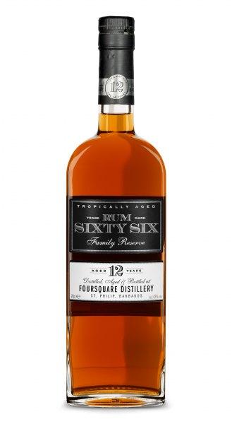 Sixty-Six 12 Jahre Rum