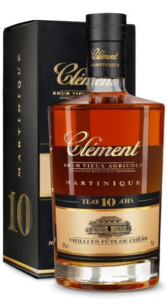 Clement 10 Jahre Rhum Vieux Agricole