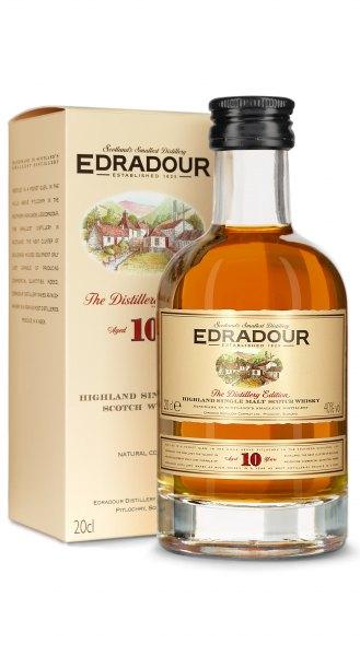 Edradour 10 Jahre Highland Single Malt Whisky