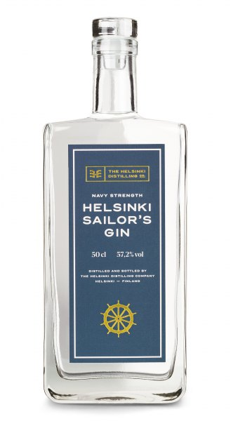 Helsinki Sailor's Gin Navy Strength