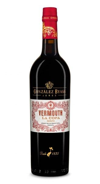 González Byass Vermouth Rojo La Copa