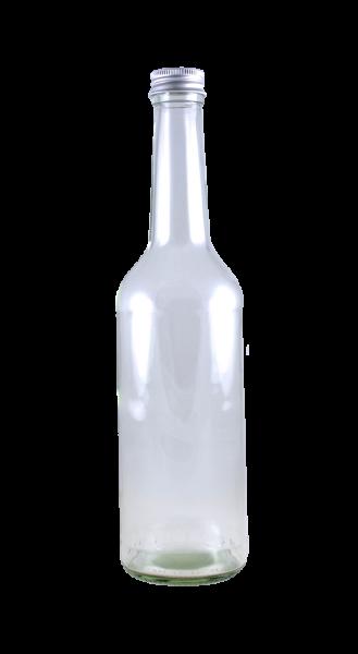 Geradhalsflasche 350 ml mit Schraubverschluss