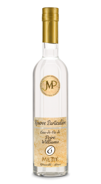 Metté Eau-de-Vie Poire Williams Williams-Birnenbrand