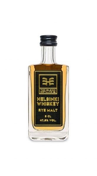 Helsinki Rye Malt Whiskey