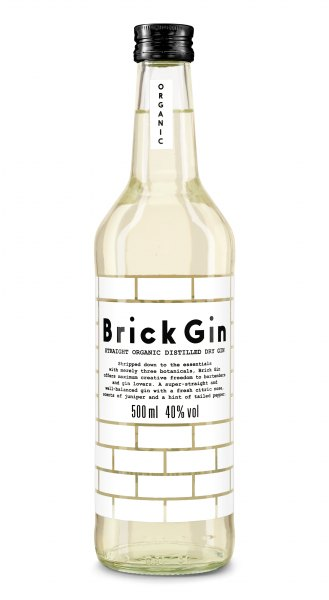 Brick Gin (Bio)