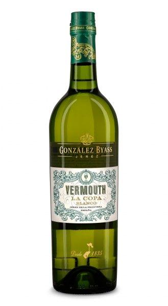 González Byass Vermouth Blanco La Copa