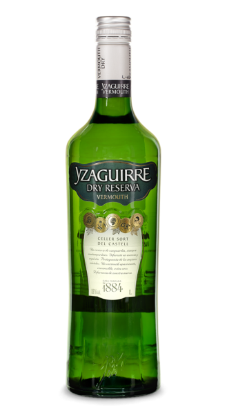 Yzaguirre Vermouth Dry Reserva